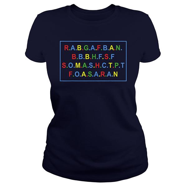 RABGAFBAN City Girls Act Up shirt