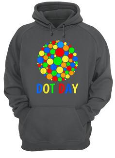 International dot day shirt