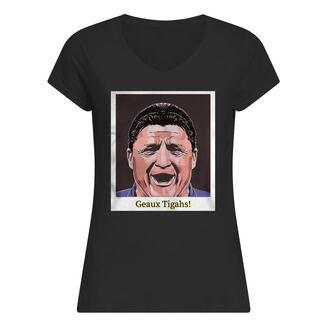 NFL ed orgeron geaux tigahs shirt
