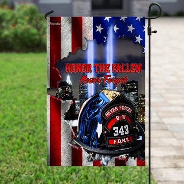 Top collection honor the fallen never forget 9 11 firefighter flag