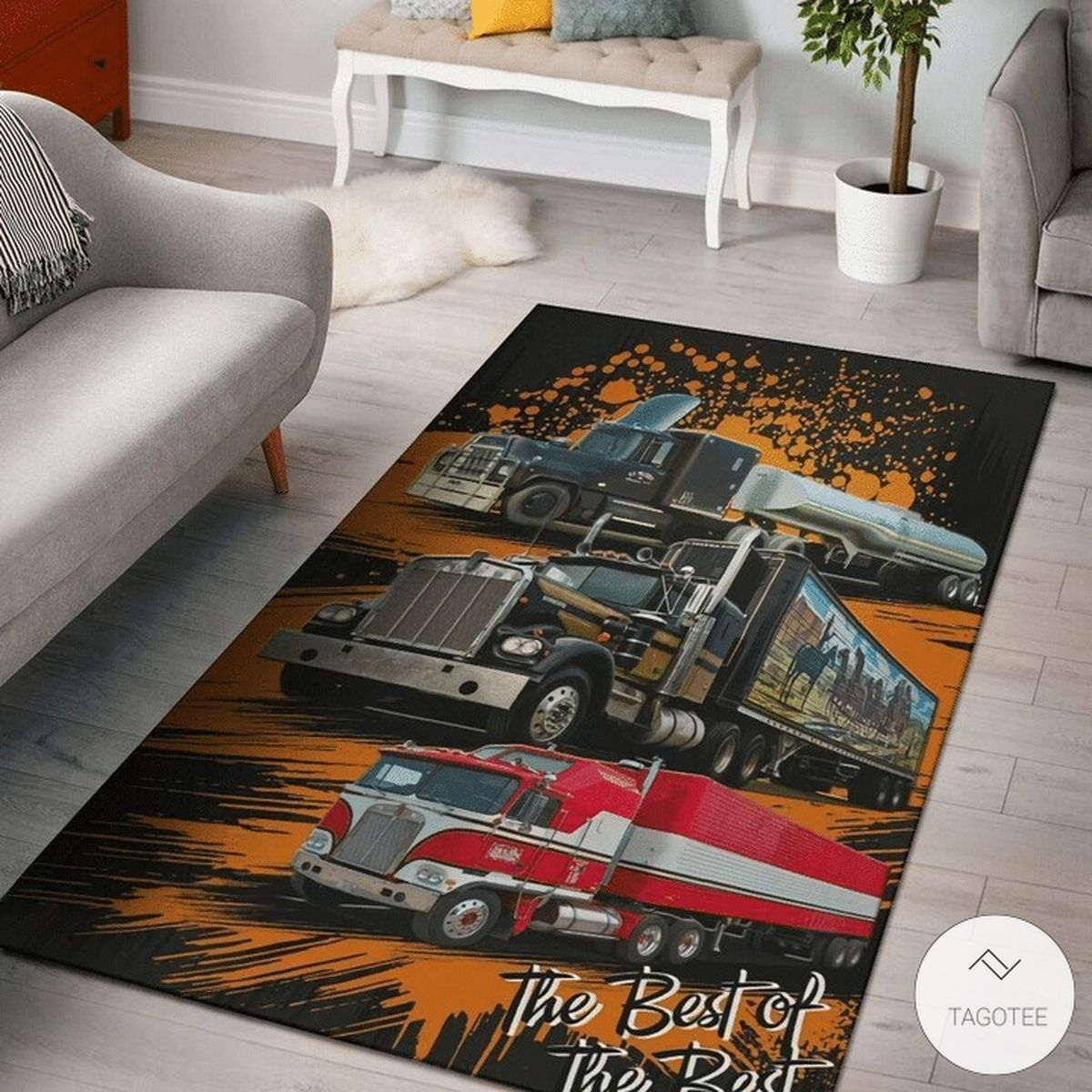 Trucker-The-best-of-the-best-rug