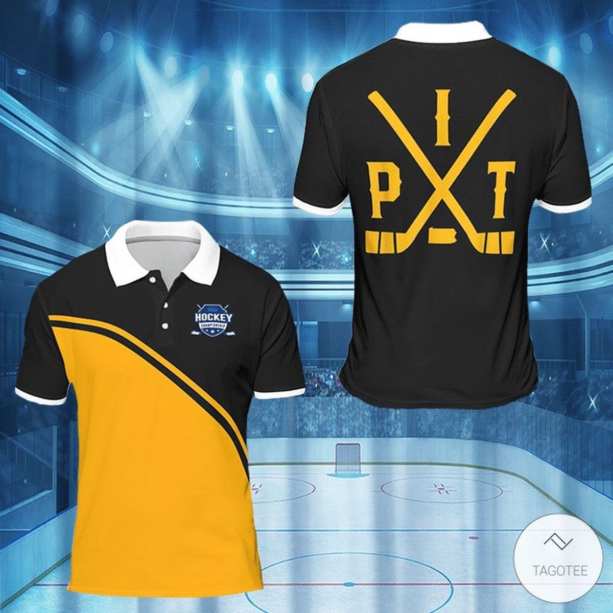 Ice Hockey IPT Polo Shirt